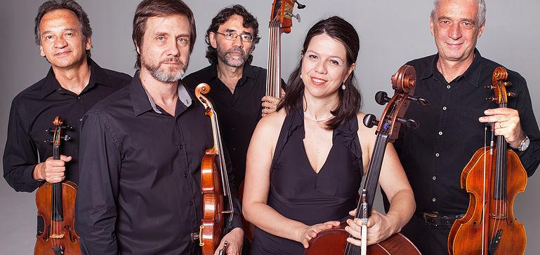 Quarteto se apresenta no Espaço Cultural da Urca (Foto: divulgação).