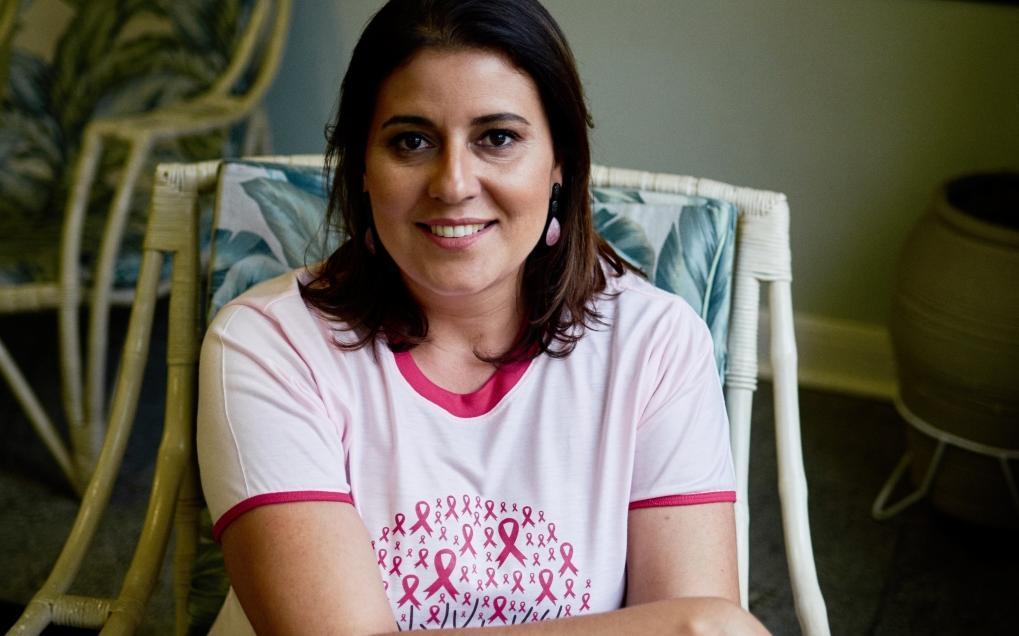 Curada de um câncer, Cláudia Rocha tem um projeto para a autoestima de pacientes (Foto: Divulgação)