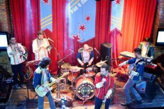 JULHO FEST | Banda Pão e Circo é atração nesta quarta