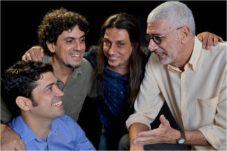 COMPOSIÇÃO FERROVIÁRIA | Quarteto do Rio faz show com entrada gratuita em Poços