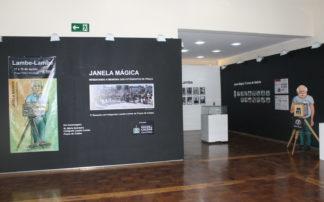 Janela Mágica realiza exposição do 1º Encontro de Lambe-Lambe