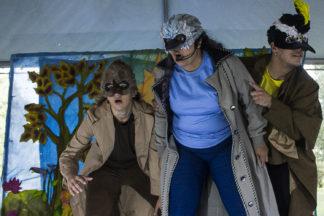 CAUSOS DE PASSARINHO | Espetáculo propõe ouvir com atenção os sons da natureza