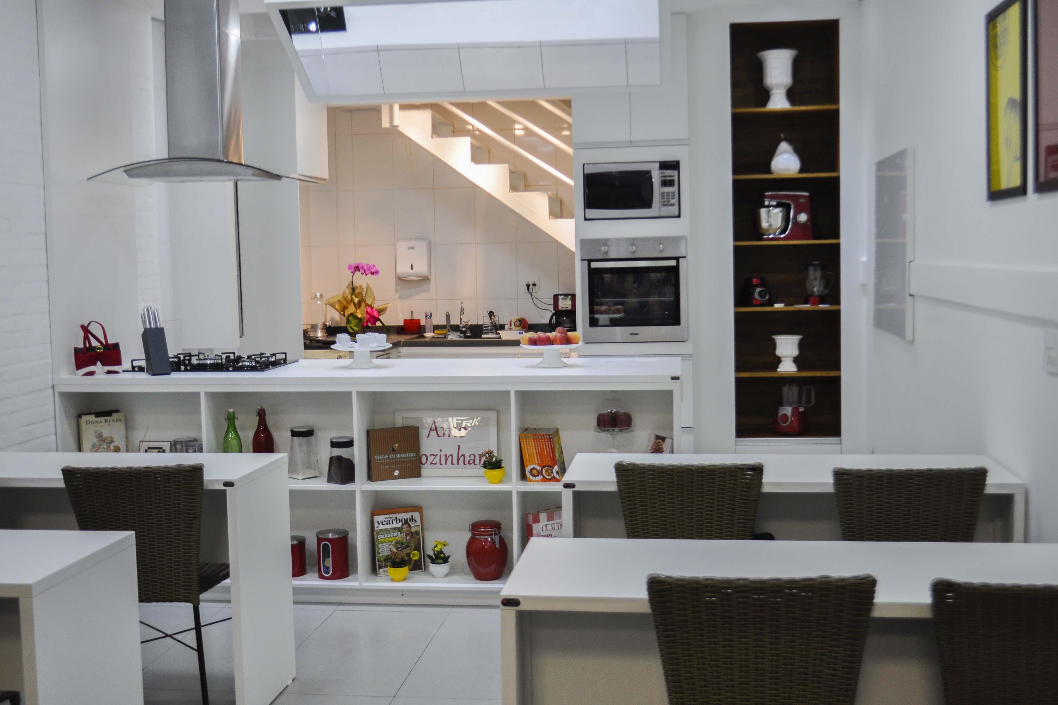 Cokitchen Cozinha Compartilhada A Nova Proposta De Duas
