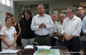 Mutirão foi anunciado em coletiva de imprensa na tarde desta segunda-feira (11).