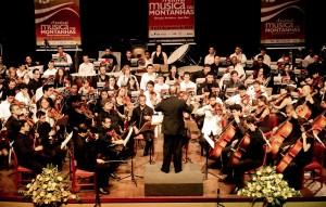 Concerto começa às 20h30