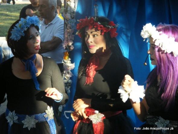 Festival tem programação que inclui teatro, dança e música.