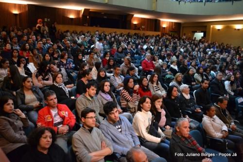 Teatro Benigno Gaiga é um dos locais que recebem apresentações do Julhofest.
