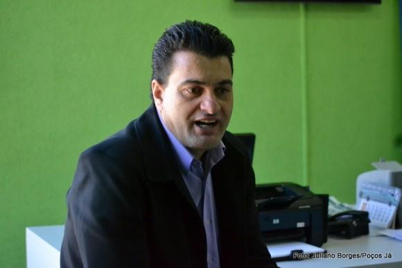 José Ramos é o jornalista responsável pelo Telefatos.