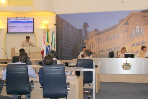Diretoria do DME atendeu à convocação da Câmara (Foto: Câmara Municipal).