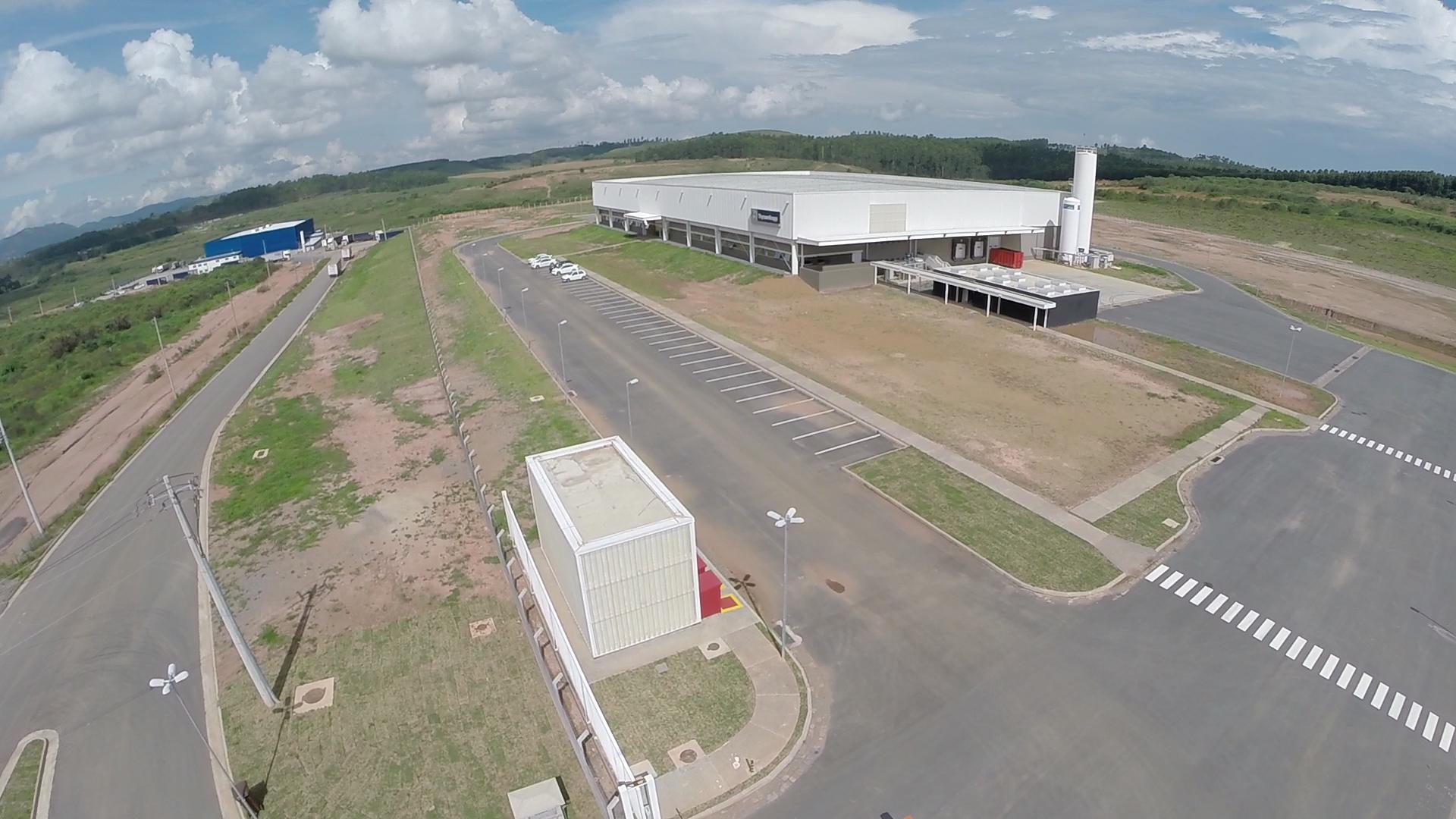 Retomada do Distrito Industrial também ajudou a cidade a integrar a lista (Foto: Divulgação)