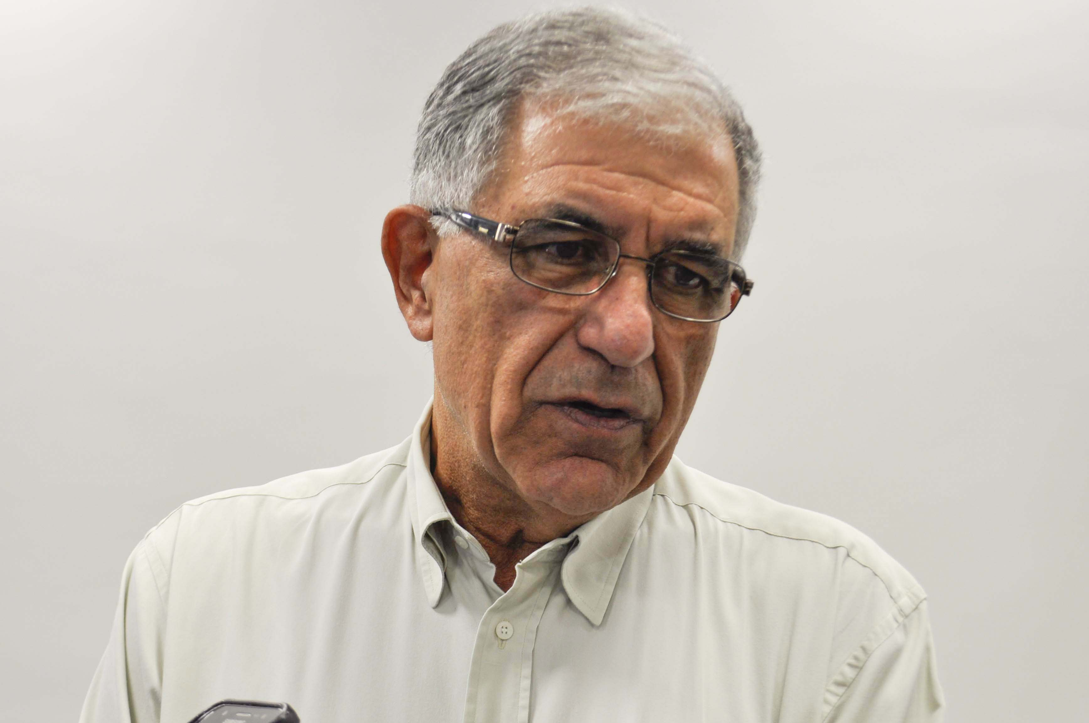 Cícero Machado foi diretor do DME por 36 anos (Foto: Juliano Borges/Poços Já).