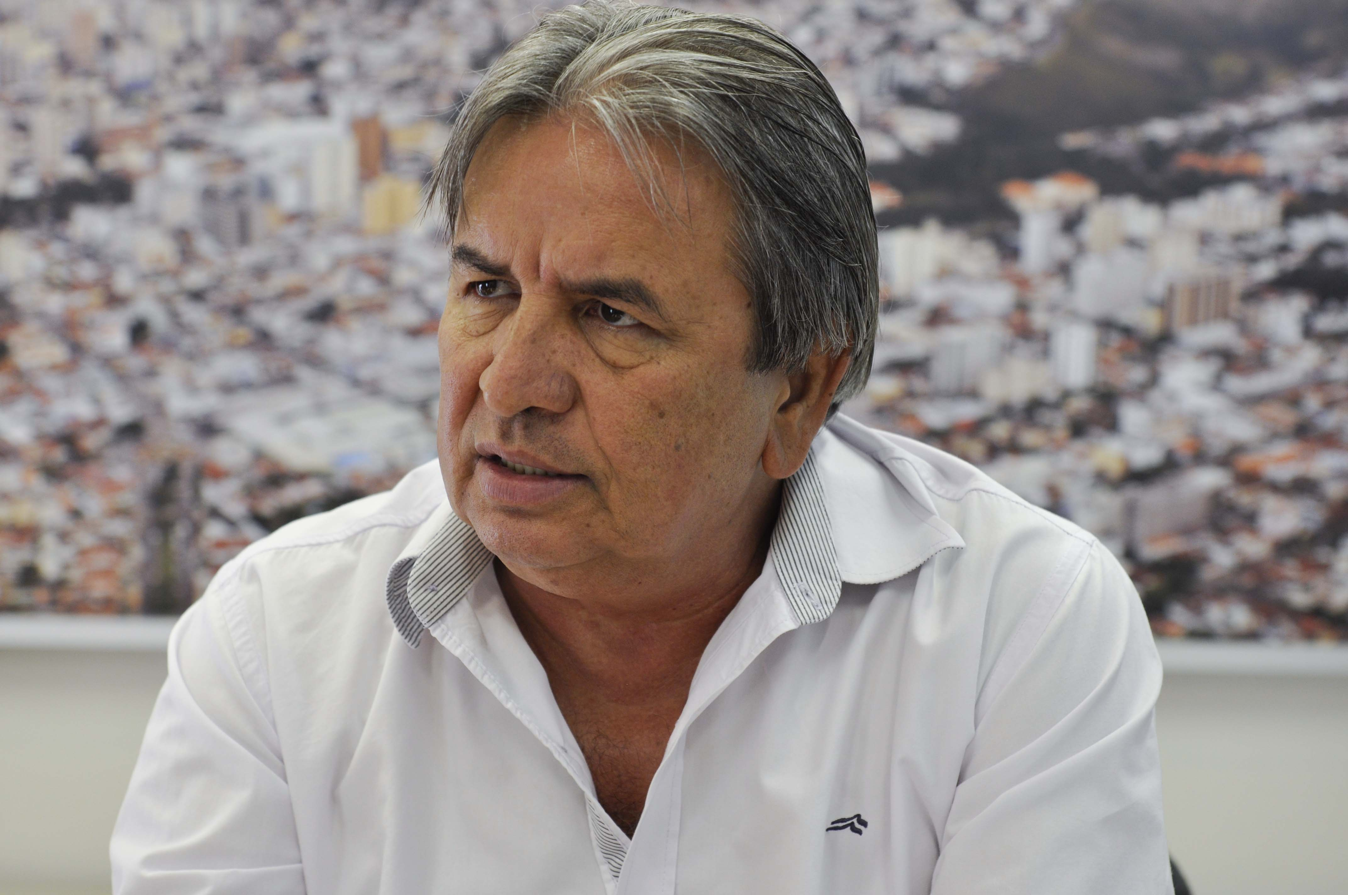 Este é o sétimo mandato do vereador (foto: Juliano Borges/Poços Já).