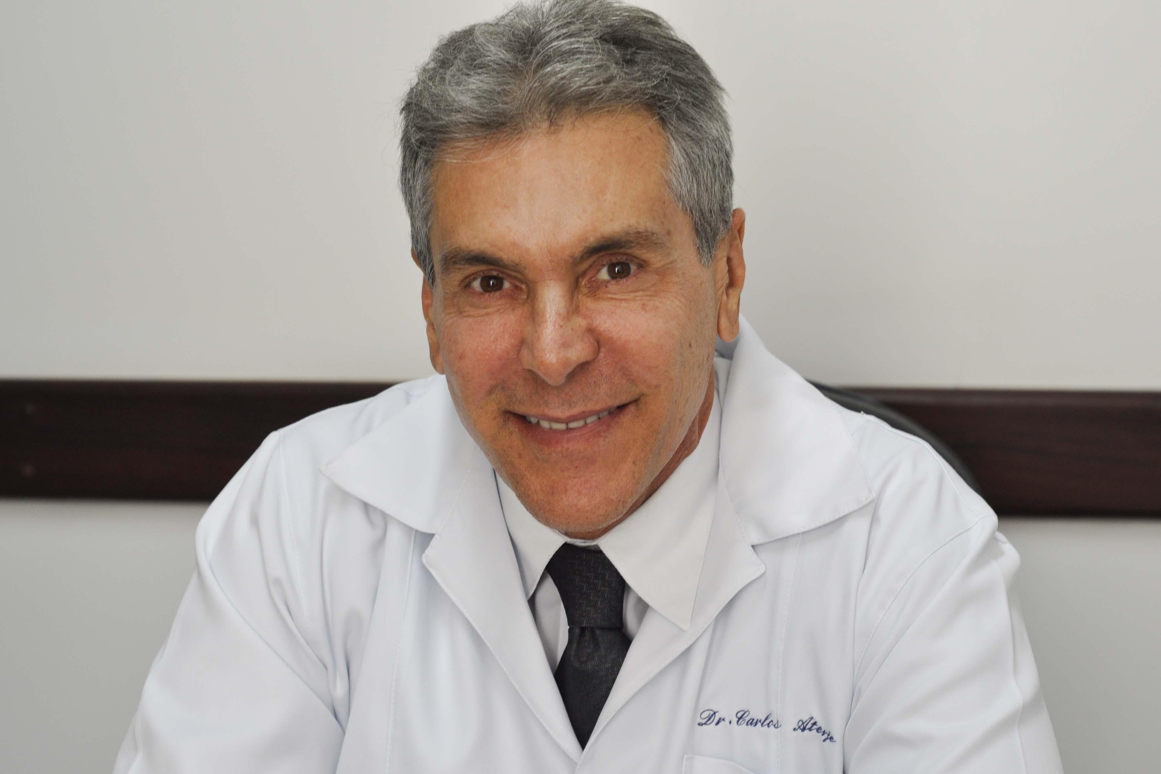 Estresse pode causar terçol, garante dr. Carlos Aterje