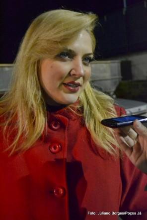 Mariângela era criança quando conheceu Inezita Barroso.
