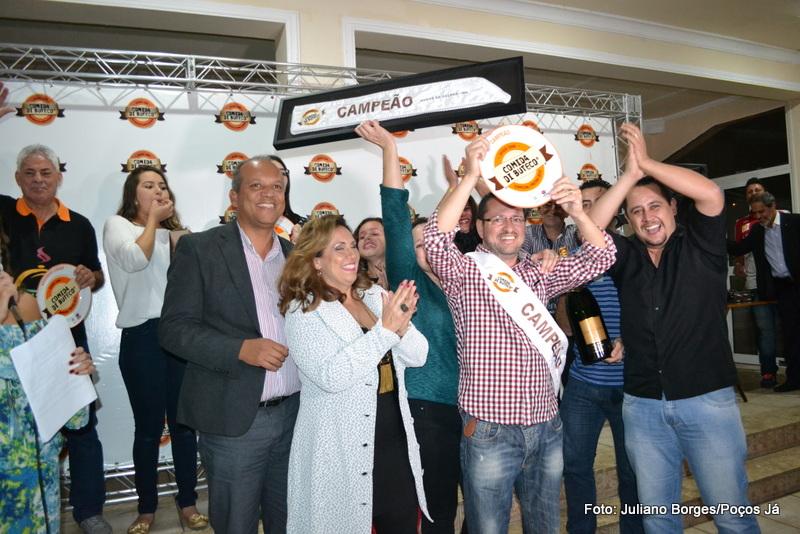 """Bar Original venceu o concurso com o """"Tropica Porquinho""""."""