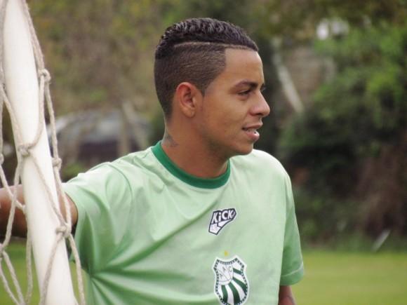 Jogador já havia trabalhado com o técnico Gian Norais.